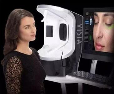 máy chụp phân tích da mặt